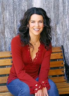 "Lauren Graham-- I loved her on Gilmore Girls & love to watch her on ""Parenthood."" She is a great actress!"