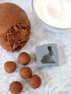 chocolate cream cheese mint recipe