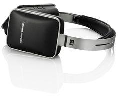 Harman Kardon - folding, Bluetooth, noise canceling, with Mic.