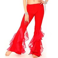 My favorite belly dance practice pants ~ Free belly dance classes online with Tiazza Rose