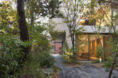Jeong Jaeheon Building Design, House Design, Interior, Plants, Home, Facades, Architecture, Design Interiors, Interiors