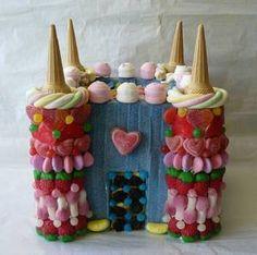 château en bonbon