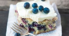 Blueberry Zucchini Cake Is The Perfect Summer Dessert