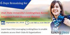 #USUAggies #LookingGlass #Banner Integrated #Portal Showcase Webinar on…