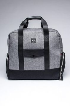 67e83aed76 Goodale JFK to LAX Duffle w  Removable Dopp Kit Mens Travel Bag