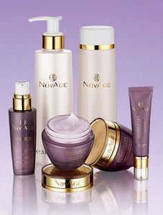 The NovAge Ultimate Lift Skin Care Set Oriflame RRP 89£