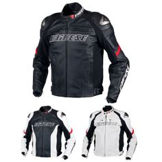Dainese Racing C2 Estivo Pelle Leather Jackets