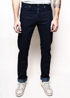 Rogue Territory 14.5oz Stanton Indigo Dyed Jeans
