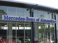 Mercedes Benz Of Alexandria Is A Great Place To Lease Or Purchase Your New Vehicle Or Pre Owned Vehicle It Have A Great Service P Mercedes Benz Benz Mercedes