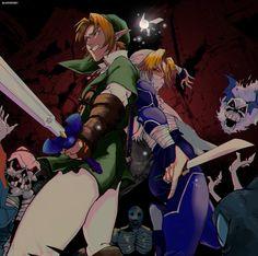Party Characters, Fictional Characters, Link Zelda, Twilight Princess, Metroid, Breath Of The Wild, Nerd Geek, Fire Emblem, Legend Of Zelda