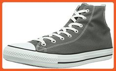 Converse Unisex Chuck Taylor All Star High Top Charcoal 1J793 US Men 11 - Sneakers for women (*Amazon Partner-Link)