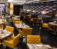 Steakhouse in Dubai - The Rib Room Dubai   Jumeirah Emirates Towers