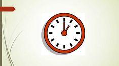 Klokkijken flitsen met hele en halve uren deel 1