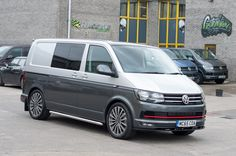 VW T6 RACELINE GT SWB HIGHLINE KOMBI180PS INDIUM GREY SILVER