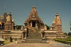 One of Khajuraho Temples