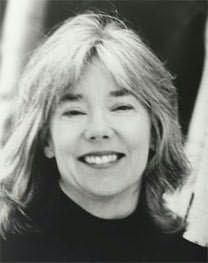 Diane Mott Davidson...love her Goldy Schulz catering series...very good mystery books!