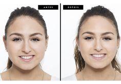 O truque de cabelo que vai deixar seu rosto mais fino