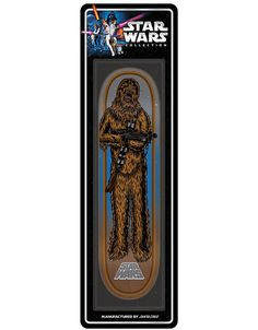 Santa Cruz x Star Wars Chewbacca Collectible Deck - 8.26
