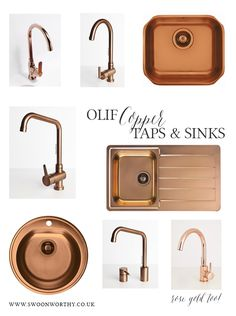 olif-copper-sinks-and-taps