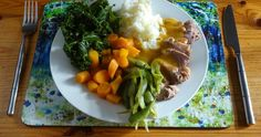 Duck with Orange sauce and Brandy is a classic from the but still tastes as good today. Duck with oranges, what could be better. Pre Diabetic, Diabetic Friendly, Mashed Potatoes, Orange, Ethnic Recipes, Food, Whipped Potatoes, Smash Potatoes, Essen