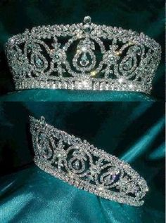 Duchess Royal Crown Tiara Windsor