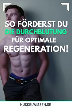✓So beschleunigst Du deine Muskelregeneration! ✓5 Tipps für eine optimale Regeneration! ✓So förderst Du die Durchblutung Deiner Muskeln! ✓Lohnt sich eine Massage für die Regeneration? ✓Deshalb funktioniert Muskelaufbau nicht ohne Regeneration! Sixpack Training, Cardio Training, Muscle Fitness, Pilates, Lose Weight, Tricks, Exercise, Massage, Sports