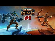 "Heroes Realm: ""Invinge Razboiul rau"" (Defeat the evil war) - part# 1"