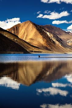 Ladakh, India - went there for my honeymoon. Heaven.