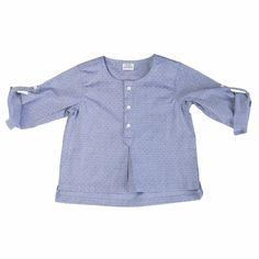 Nero Tab Shirt | egg by susan lazar 2015 Spring/Summer Collection | http://www.egg-baby.com/nero-tab-shirt-p5co1993-blu.html