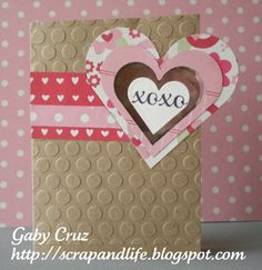 Scrap and life: abril 2012