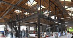 warehouse office conversion creative design - Google Search