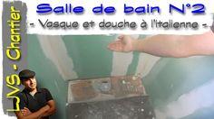 Salle de bains N°2 - Vidéo 3 - Vasque et douche à l'italienne - FR - LJVS - YouTube