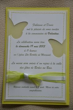 Communion de Valentine 1