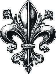 Resultado de imagen para tattoos flor de lis