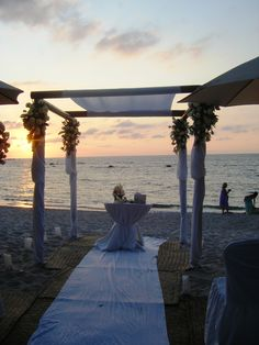 #Wedding at Las Manzanillas beach @Four Seasons Resort Punta Mita, Mexico