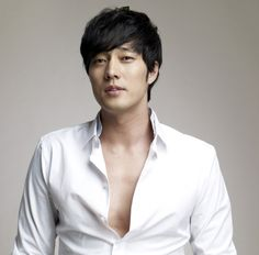 So Ji Sub - Man of Many Talents. Possessor of squeal-inducing aesthetics. When a man's hot, he's hot.