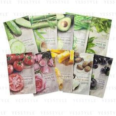 Buy 'Nature Republic – Real Nature 10-Piece Variety Mask' with Free International Shipping at YesStyle.com. Browse and shop for thousands of Asian fashion items from South Korea and more!