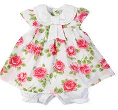 Pretty Lawn Dress from Emile et Rose at Little Whispers