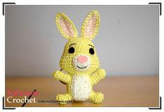 Sabrina's Crochet - Free amigurumi crochet pattern Rabbit (Winnie the Pooh)
