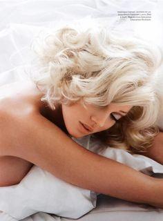 Do it like Marilyn Hair & make-up by Panos Kallitsis
