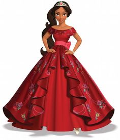 Disney's new Princess Elena of Avalor