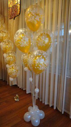 Михаил Ермолаев - Photos | OK.RU Balloon Centerpieces Wedding, Balloon Table Decorations, Wedding Balloons, Ceremony Decorations, Birthday Party Decorations, Balloon Ideas, Glitter Balloons, Helium Balloons, 13th Birthday Parties