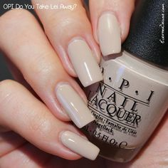 OPI Do You Take Lei Away?, Hawaii Collection Spring 2015