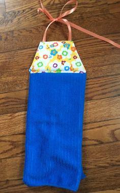 Hanging Towel, Tie Hanging Towel, Tie Towel, Dish Towel, Tea Towel, Modern  Kitchen, Kitchen Towel, Bright Kitchen