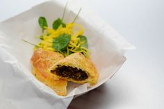 #TopChef | Gumbo and Food Truck Challenges - Chefs: Aaron Cuschieri, Carrie Mashaney's  Beef and Pork Curry Empanadas with Watercress and Mango