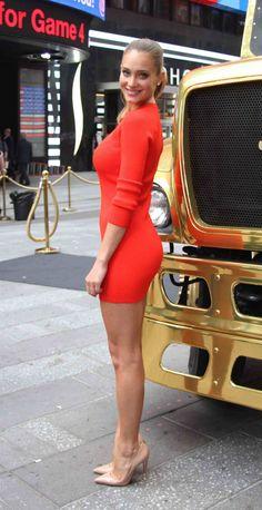 Hannah Davis Dress