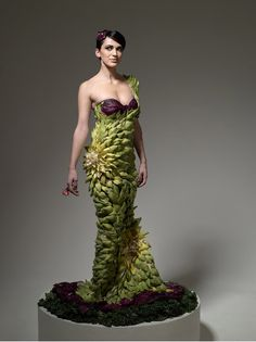 food or fashion? i can't choose a board. either way, this is taking haute couture/cuisine to new levels.