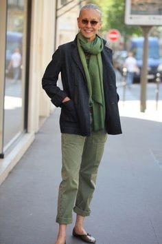Pitti Moda | sprezzaturaeleganza: Linda Wright