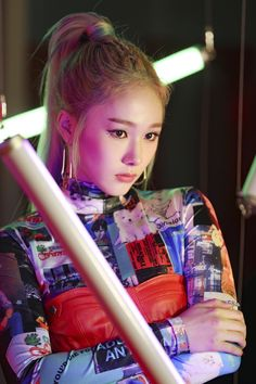 Han Eunji aka Mia of Everglow Kpop Girl Groups, Kpop Girls, K Pop, Spirit Fanfics, Gfriend Sowon, Wattpad, Doja Cat, Aesthetic People, Yuehua Entertainment