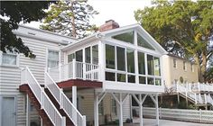 Thinking About Adding A Sunroom To Your Home? View Project Photos Of Our  Latest Home Addition Projects From Our Patio Enclosures Location In  Baltimore.